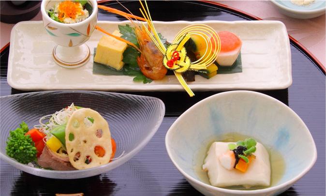 ランチならではのお手ごろ価格で本格和食を楽しめる